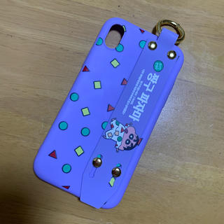 アップル(Apple)のiPhoneケースxr クレヨンしんちゃん(iPhoneケース)