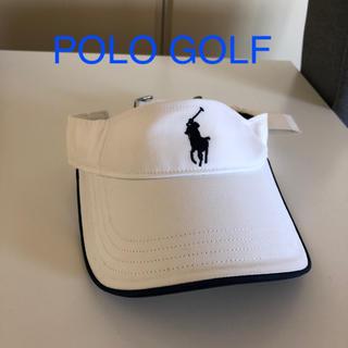 ポロラルフローレン(POLO RALPH LAUREN)のポロ ゴルフ サンバイザー(その他)