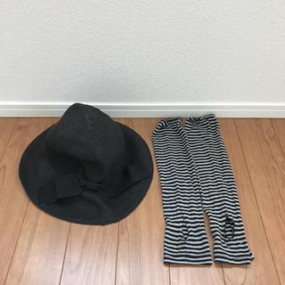 ジーユー(GU)のGU 麦わら帽子 (麦わら帽子/ストローハット)