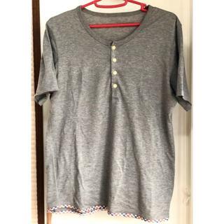 ヴィスヴィム(VISVIM)の格安USED visvim SUBLIG. HENLEY Tシャツ1(Tシャツ/カットソー(半袖/袖なし))