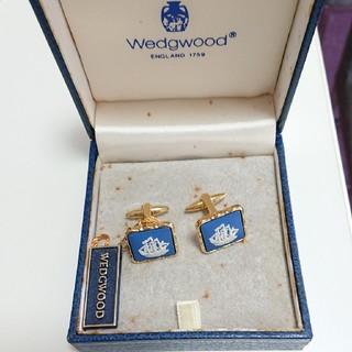 ウェッジウッド(WEDGWOOD)のウェッジウッド カフス(値下げしました)(カフリンクス)