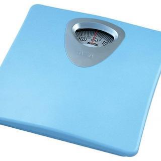 タニタ(TANITA)のタニタ 体重計 アナログ ブルー HA-851 BL(体重計)