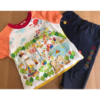 ミキハウス(mikihouse)のミキハウス Tシャツ&ズボン(Tシャツ/カットソー)