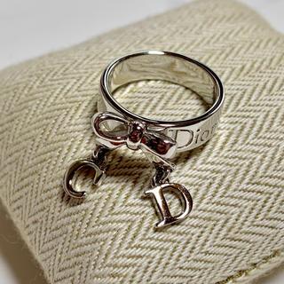 クリスチャンディオール(Christian Dior)のChristian Dior リボンリング 14号(リング(指輪))
