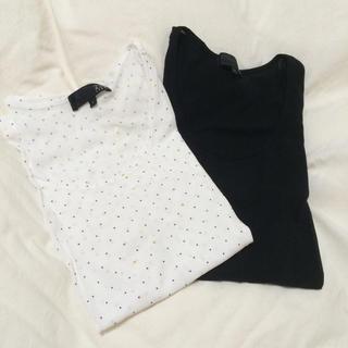 ニジュウサンク(23区)の23区スポーツTシャツ2枚セット(Tシャツ(長袖/七分))