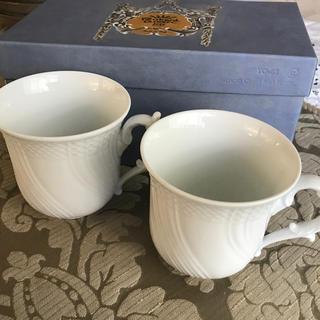 リチャードジノリ(Richard Ginori)のリチャードジノリマグカップ2客セット新品未使用(食器)