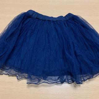 プティマイン(petit main)の110センチ☆プティマイン チュールスカート(スカート)