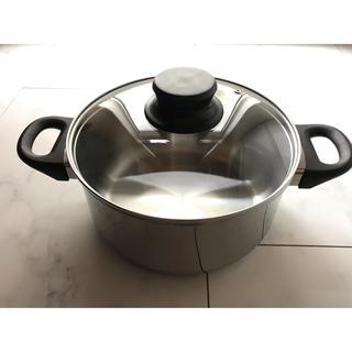 イケア(IKEA)のIKEA イケア 調理鍋(鍋/フライパン)