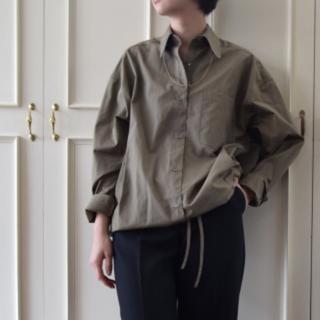 ドリスヴァンノッテン(DRIES VAN NOTEN)のrmfyさま専用 18aw ドリスヴァンノッテン w.w.shirt(シャツ/ブラウス(長袖/七分))