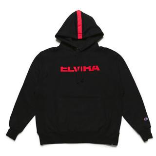 エルヴィア(ELVIA)のelvira x champion パーカー スウェット コラボ(パーカー)