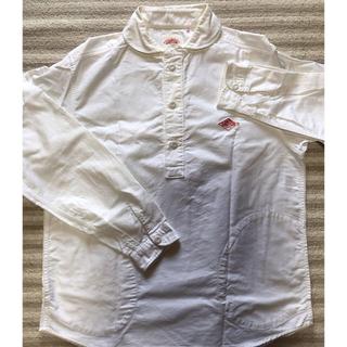 ダントン(DANTON)のDANTON 丸襟OXシャツ(シャツ)