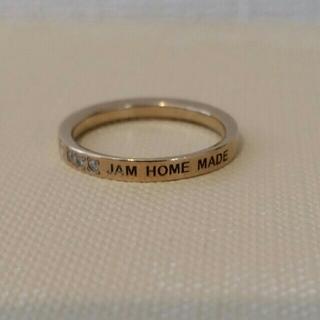 ジャムホームメイドアンドレディメイド(JAM HOME MADE & ready made)のジャムホームメイド K5シルバー ゴールド?ピンクゴールド色リング(リング(指輪))