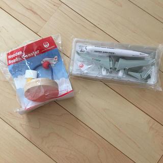 ジャル(ニホンコウクウ)(JAL(日本航空))のJAL おもちゃセット(模型/プラモデル)