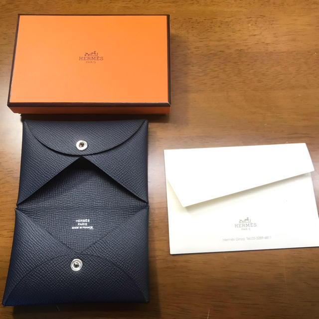 competitive price 87cb9 e6542 【最終値下げ中】エルメス 名刺入れ・カードケース | フリマアプリ ラクマ