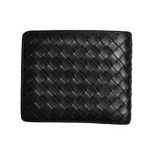 ボッテガヴェネタ(Bottega Veneta)のボッテガヴェネタ イントレチャート 2つ折り財布(折り財布)