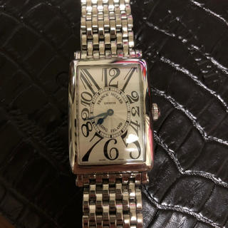 フランクミュラー(FRANCK MULLER)のレディース フランクミューラー ロングアイランド(腕時計)