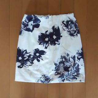 ダチュラ(DaTuRa)の【タグ付】DaTuRa 花柄 タイトスカート(ミニスカート)