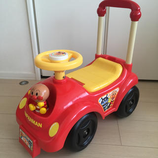 アンパンマン(アンパンマン)のメロディ アンパンマンカー(手押し車/カタカタ)