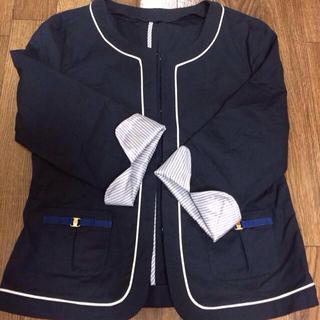 パターンフィオナ(PATTERN fiona)の夏☆七分袖ジャケット(その他)