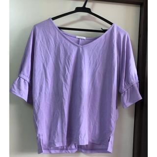 ジーユー(GU)のGU Tシャツ トップス カットソー(Tシャツ(半袖/袖なし))