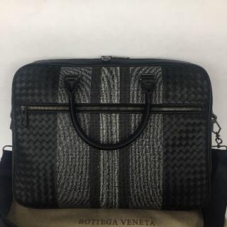 ボッテガヴェネタ(Bottega Veneta)のボッテガヴェネタ ビジネスバッグ メンズ 斜め掛け 出勤(ビジネスバッグ)