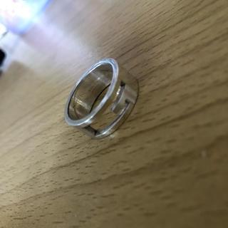 グッチ(Gucci)のグッチ シルバーリング(リング(指輪))