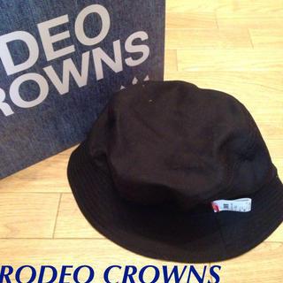 ロデオクラウンズワイドボウル(RODEO CROWNS WIDE BOWL)のRODEO CROWNS♡(ハット)
