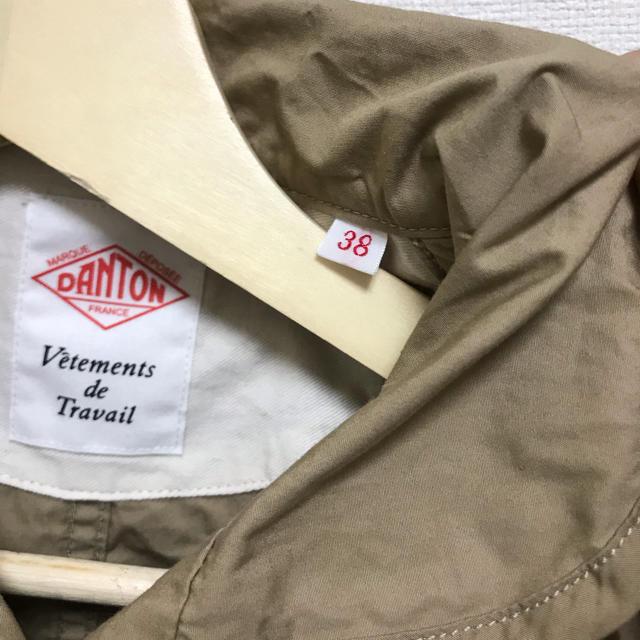 DANTON(ダントン)のやま様専用 メンズのジャケット/アウター(カバーオール)の商品写真
