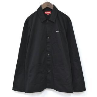 シュプリーム(Supreme)の16ss Supreme Small Box Logo Shop Jacket (カバーオール)