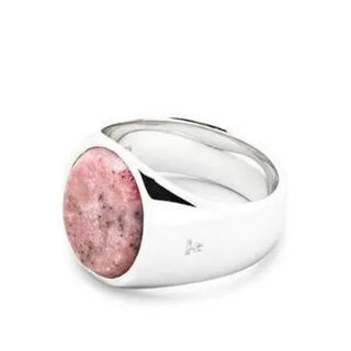 マルタンマルジェラ(Maison Martin Margiela)のトムウッド ピンクロードナイト リング(リング(指輪))