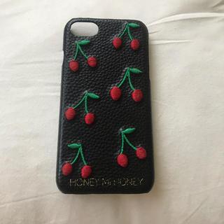 ハニーミーハニー iphone7 カバー