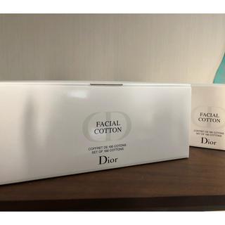 クリスチャンディオール(Christian Dior)のDior コットン 100枚入(その他)