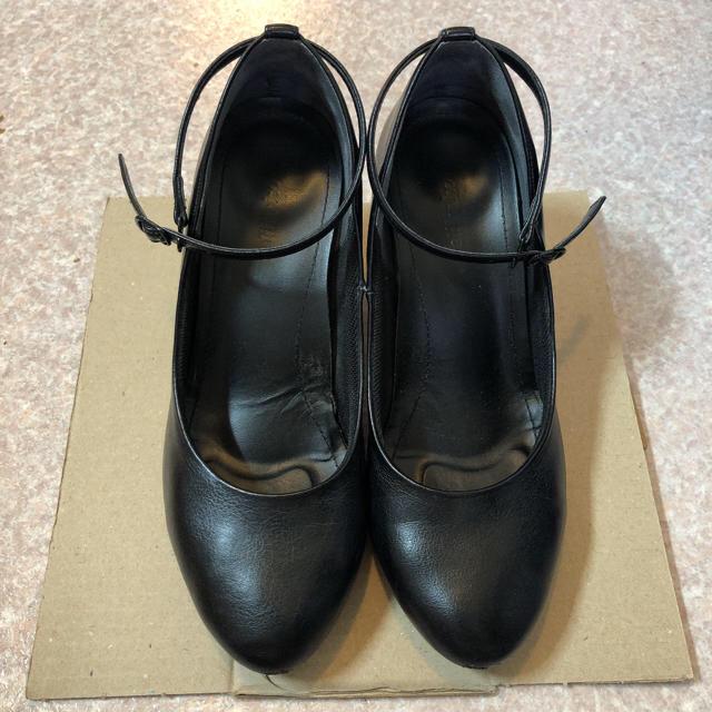 velikoko(ヴェリココ)のマルイ ラクチンきれいパンプス 黒 レディースの靴/シューズ(ハイヒール/パンプス)の商品写真