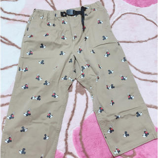 グラミチ(GRAMICCI)のグラミチGRAMicci × Disney ズボン(デニム/ジーンズ)