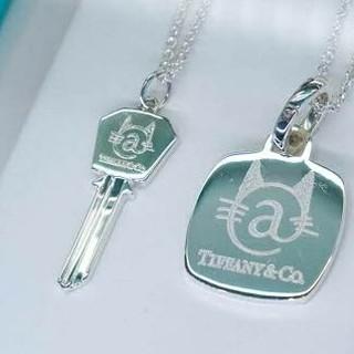 ティファニー(Tiffany & Co.)のティファニーカフェ 限定チャーム セット(チャーム)