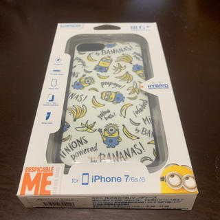 ミニオン(ミニオン)の美品 iPhoneケース ミニオン IIIIfit イーフィット (iPhoneケース)
