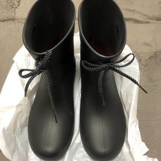 クロックス(crocs)のレインブーツ(レインブーツ/長靴)