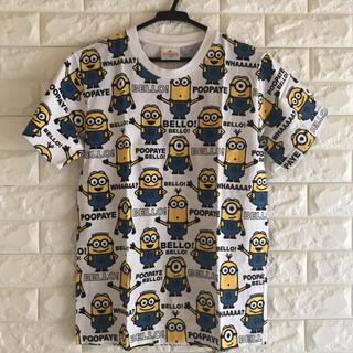 ユニバーサルエンターテインメント(UNIVERSAL ENTERTAINMENT)のユニバーサル ミニオンTシャツ(Tシャツ/カットソー(半袖/袖なし))