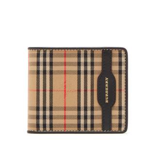 バーバリー(BURBERRY)のBurberry バイフォールド ウォレット(折り財布)
