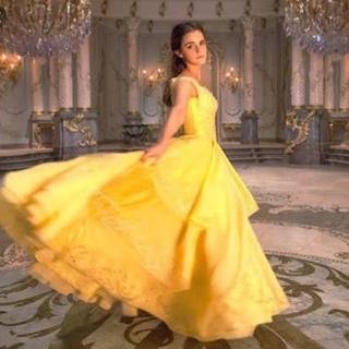 シークレットハニー(Secret Honey)の美女と野獣 ベル ドレス(衣装)