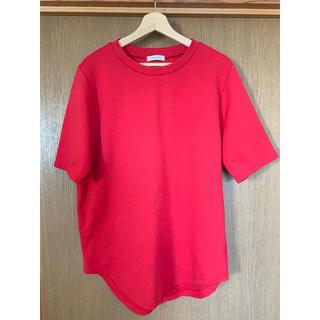 マウジー(moussy)のmoussy ビックTシャツ赤(Tシャツ/カットソー(半袖/袖なし))