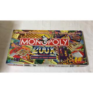 MONOPOLY 200X モノポリー フューチャーラスベガスバージョン
