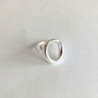 ビューティアンドユースユナイテッドアローズ(BEAUTY&YOUTH UNITED ARROWS)のインポート silver 925  round ring(リング(指輪))