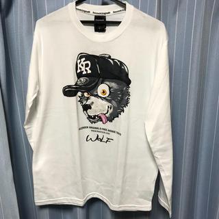 カズロックオリジナル(KAZZROCK ORIGINAL)のkazzrock(カズロック)original Tシャツ(Lサイズ)新品未使用品(Tシャツ/カットソー(半袖/袖なし))