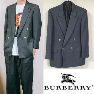 バーバリー(BURBERRY)のBurberry バーバリー スーツ ジャケット ②(スーツジャケット)