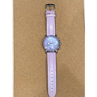 ウェンガー(Wenger)の激レア!!ウェンガー クロノグラフ SMT Design レディース時計(腕時計)