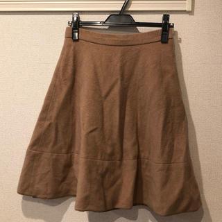 デミルクスビームス(Demi-Luxe BEAMS)のDemi-Luxe 膝丈スカート(ひざ丈スカート)