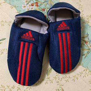 アディダス(adidas)のお値下げ‼️【新品】adidas  室内履き  Mサイズ(スリッパ/ルームシューズ)