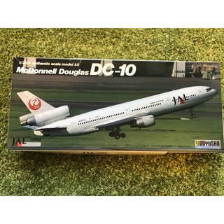 ジャル(ニホンコウクウ)(JAL(日本航空))のJAL DC10プラモデル(模型/プラモデル)