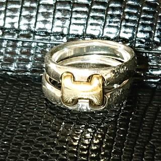 エルメス(Hermes)のエルメス オランプリング☆シャネル ヴィトン カルティエ バレンシアガ グッチ(リング(指輪))